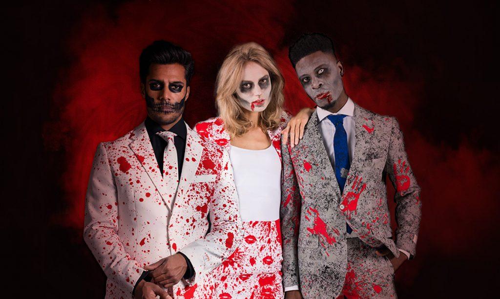 Carnaval zombie apocalypse