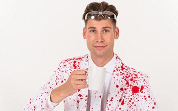 Dexter kostuum carnaval
