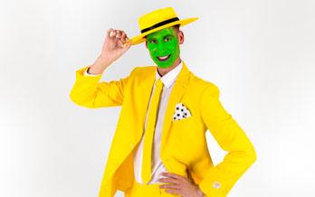 Mask Carnaval pak